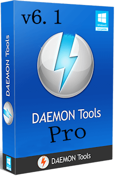 Daemon Tools Pro Advanced v6.1