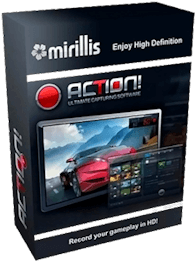 Mirillis Action 1.25.4 Incl Patch