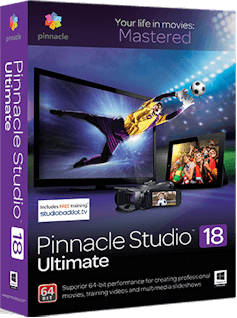 Pinnacle Studio Ultimate 18.6 Download