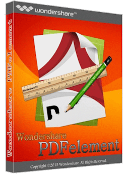 Wondershare PDFelement 5.5.2.2 + Crack