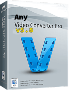 Any Video Converter Professional 5.8