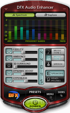 DFX Audio Enhancer v11.401