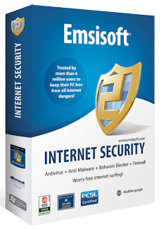 Emsisoft Internet Security 10.0.0.5631 + Crack