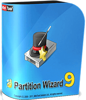MiniTool Partition Wizard 9 download