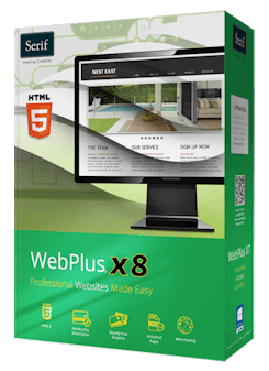Serif WebPlus X8 16.0 + Keygen and Update