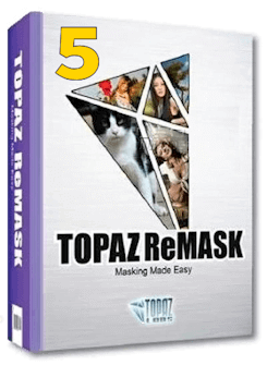 Topaz ReMask 5.0 for Adobe Photoshop + Serial