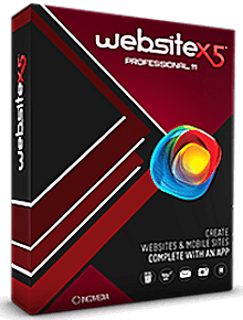 WebSite X5 Professional 11 Full Version + Keygen