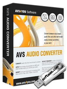 AVS Audio Converter 8.0.2.541 + Patch