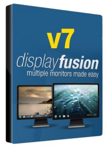 DisplayFusion Pro 7.3 Incl Keygen + Portable