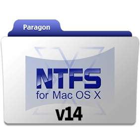 Paragon NTFS 14.0.332 with Crack Mac OS X