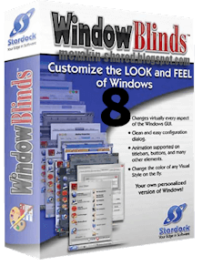 Stardock WindowBlinds 8.2 + Crack