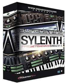 Sylenth1 2.2.1 Inc Crack Soundbanks [Windows-Mac]