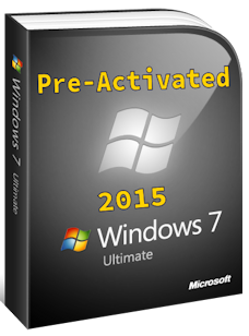 Windows 7 Ultimate Pre-Activated Full x86-x64
