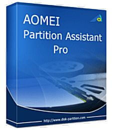 AOMEI Partition Assistant Standard 5.8 Cracked