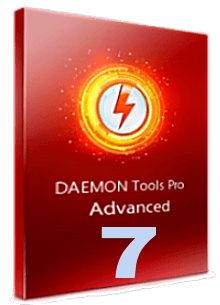 DAEMON Tools Pro Advanced 7.0.0.0555 + Crack