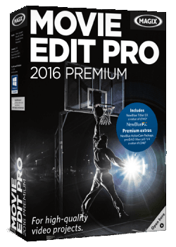 MAGIX Movie Edit Pro 2016 Premium 15.0.0.77 + Crack