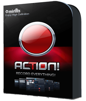 Mirillis Action 1.27.1 Multilingual + Serial