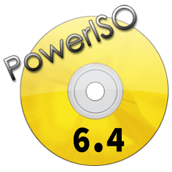 PowerISO 6.4 Full Incl Crack (x86-x64)