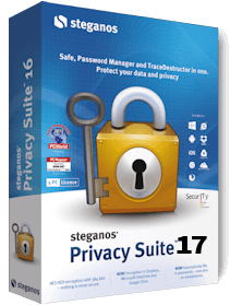 Steganos Privacy Suite 17.0.3 + KeyGen