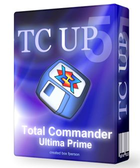 Total Commander Ultima Prime 6.7 + Crack