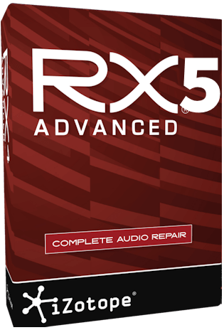 iZotope RX 5 Audio Editor Advanced 5 + Crack