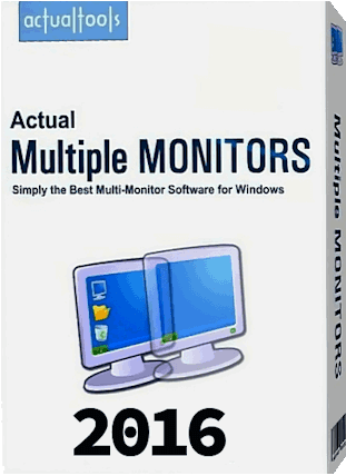 Actual Multiple Monitors 8.6.2 Incl Crack