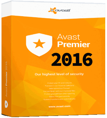 ����� ������� �� ��������� Avast Premier Antivirus 2016.11.1.2253 Final + Key �����