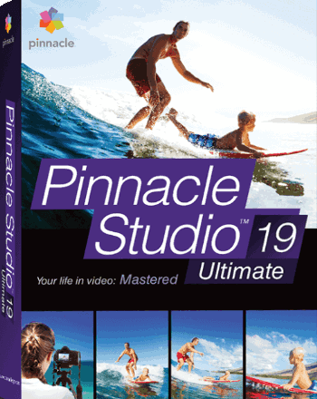 Pinnacle Studio Ultimate 19.0.2 + Crack (32-64bit)