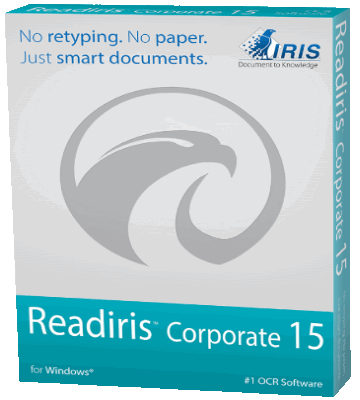 Readiris Corporate 15.1.0 Build 7155 Crack