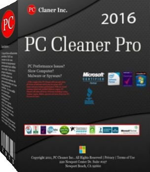 PC Cleaner Pro 2016 14.0 Incl Keys