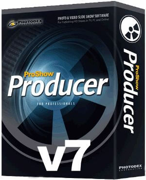Photodex ProShow Producer 7.0.3527 Cracked