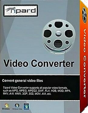 Tipard Video Converter Ultimate 9.0.16 + Crack