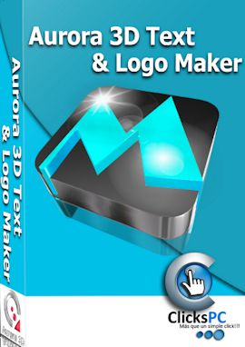 Aurora 3D Text & Logo Maker 16.01.07 + Crack