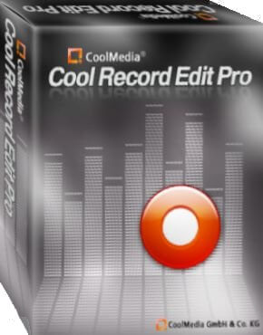 Cool Record Edit Pro and Deluxe 9.0.5 + Serials