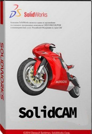 SolidCAM 2015 SP4 Full + Crack (32-64 bit)