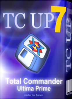 Total Commander Ultima Prime 7.0 Final + Crack