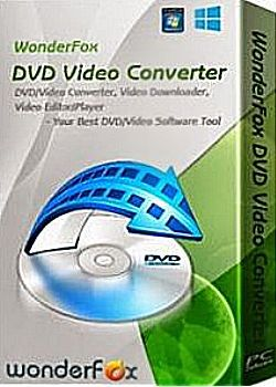 WonderFox DVD Video Converter 8.8 + Crack