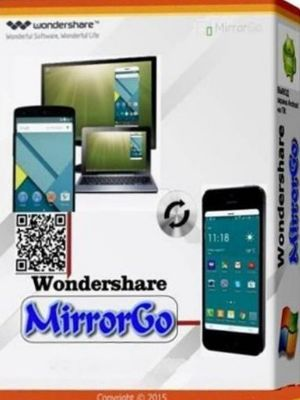 Wondershare MirrorGo 1.5.0.63 Final + Serial