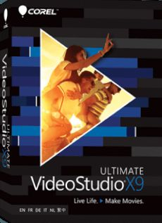 Corel VideoStudio Ultimate X9 + Crack (x86x64)