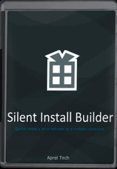 Silent Install Builder 4.5 Full + Crack