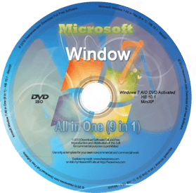 Windows 7 AIO 9in1 OEM ESD Cracked 2016 (x86x64)