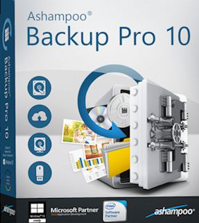 Ashampoo Backup Pro 10 Full + Keys