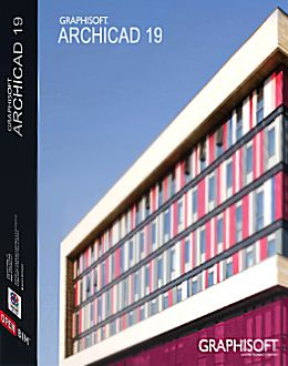 Graphisoft Archicad 19 Full + Crack (Win - Mac)