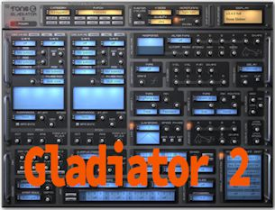 Tone2 Gladiator 2 v2.5 + Crack License x86 x64