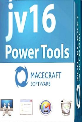 jv16 PowerTools X 2016 4.1 Platinum + Crack