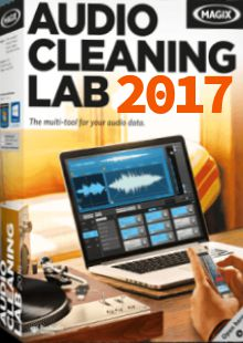 MAGIX Audio Cleaning Lab 2017 Full + Crack