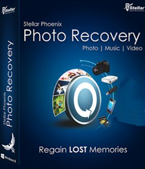 Stellar Phoenix Photo Recovery 7.0 Full + Crack