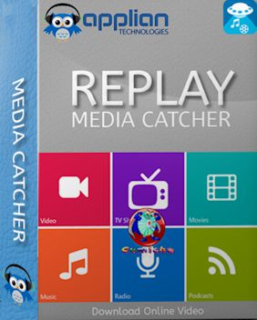 Replay Media Catcher 6.0.1.27 Crack