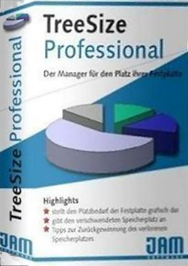 JAM Software TreeSize Professional 6.3 Crack
