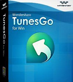 Wondershare TunesGo 8 Crack Full